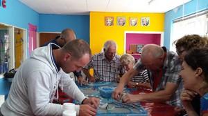 Samenwerken aan een kleurrijk mozaiek